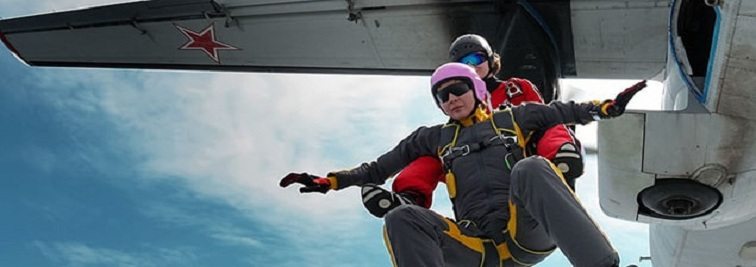 Skydiving South West London