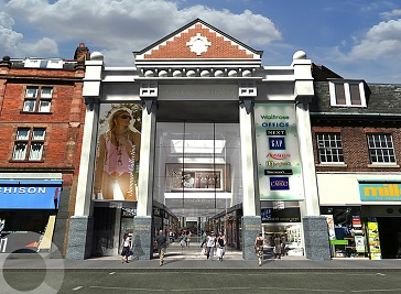 Putney Exchange Shopping Centre