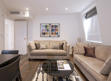 Serviced Apartments In Kensington